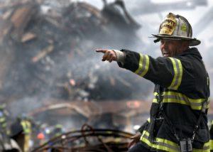 消防吏員による指示、命令